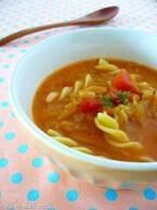 冬の朝はこれ一品!あったか「スープパスタ」レシピ5選