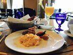 ベーコンの肉厚 ジューシー感たまらない!ホテル朝食☆【ホテル椿山荘東京】