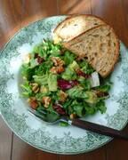 食べ過ぎた翌朝に!ダイエット&美肌を目指す「ヘルシーパワーサラダ」