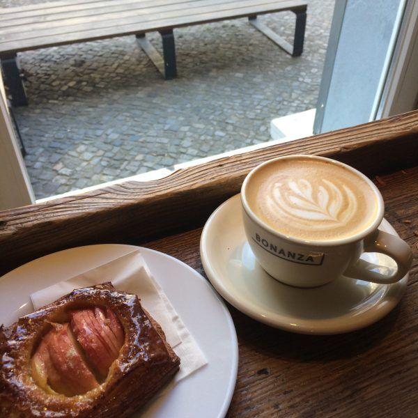 カフェの街、ベルリンへ