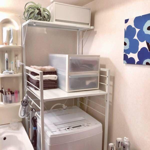 これで解決!「洗面所」の収納を増やす方法3つ