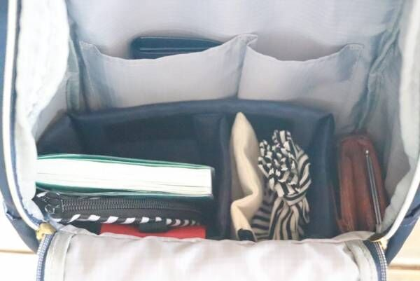 バッグの中の迷子をなくす!「バッグイン○○」整理収納の小ワザ3つ
