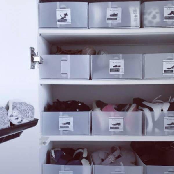 こんなアイデアが!ちょっと珍しい「靴の収納」方法3つ