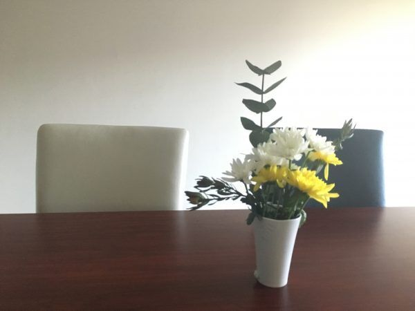 「日々の暮らしに花を添えて」