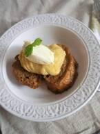 猛暑でもペロリ♪桃とアールグレイで簡単「ひんやりフレンチトースト」