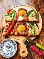 たった10分でパン屋さんに負けない味に!食パンで簡単「ドテマヨトースト」