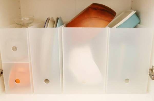 無印良品「ポリプロピレンファイルボックス」
