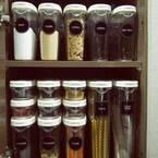 使いたい時すぐ見つかる!散らかりがちな「食品収納」整理術3つ
