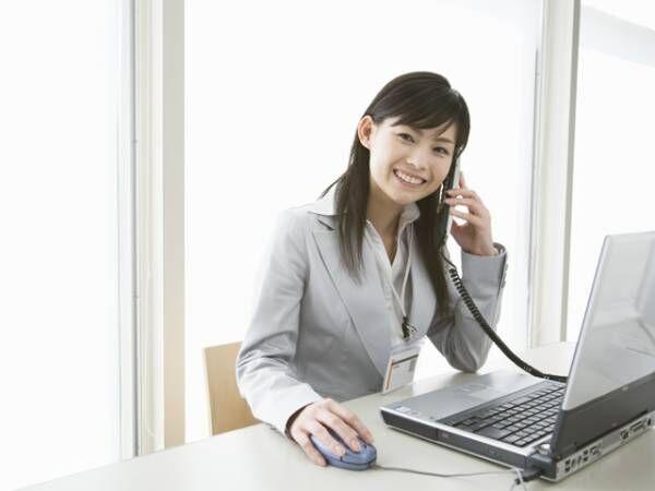 オフィスの電話