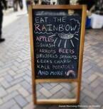 虹を食べよう♬