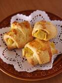 秋の朝に!ホットケーキミックス×さつまいもで簡単「パン」レシピ4選