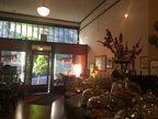 シアトル☆レトロカフェで和菓子