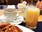 渋谷の喧騒から離れて… デニッシュが絶品♪ホテル朝食☆【セルリアンタワー東急】