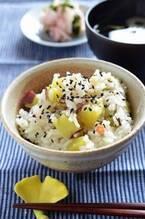 秋の味覚を食べつくす!炊飯器で簡単「炊き込みご飯」レシピ5選