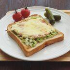 朝はこれ1枚でOK!楽ちん「肉のせトースト」レシピ5選