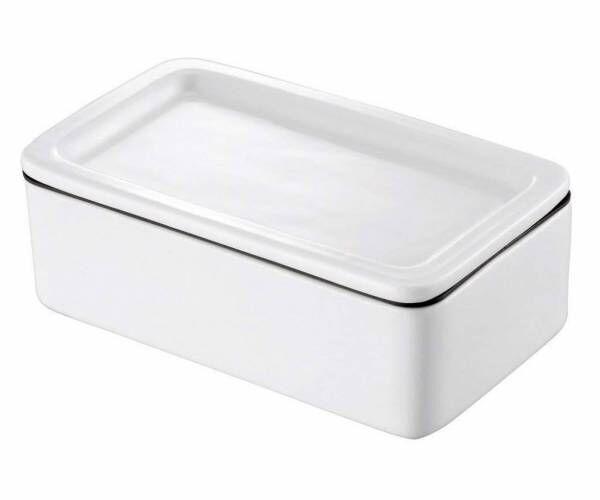 使いやすく保存性も◎朝の時間がちょっと豊かになる「KINTO バターケース」