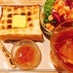 【東京・浅草】行列必至!炭火で焼き上げたトーストが絶品♪「ペリカンカフェ」