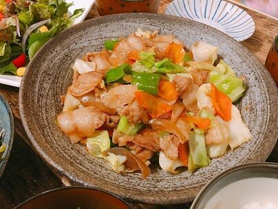 10分でぱぱっと完成♪野菜たっぷり&ご飯がすすむ「ホイコーロー」
