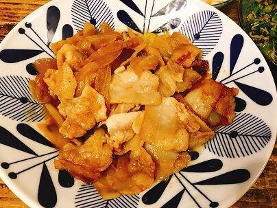 朝10分でぱぱっと作る晩ごはん♪ご飯がすすむ「豚のしょうが焼き」