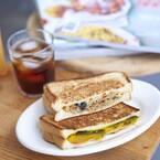 冬の朝ごはんやブランチに♪簡単「ホットサンド」レシピ5選