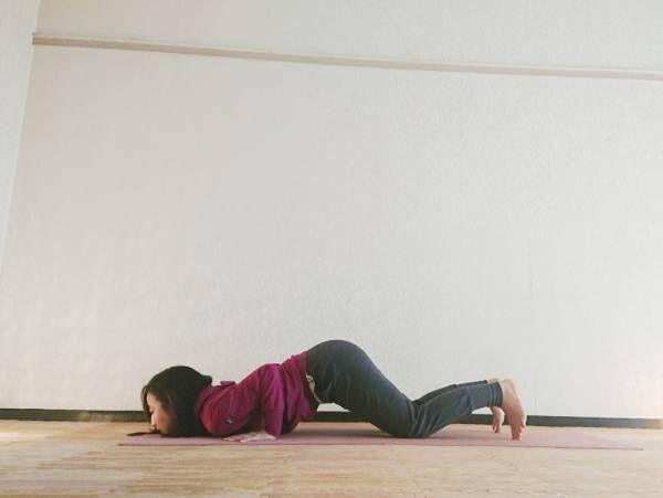 背中と二の腕の引き締めに効果的!インド式トレーニング「ダンダ」