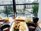 大聖堂を眺めながら 名古屋めしを召し上がれ♪ ホテル朝食☆【ストリングスホテル名古屋】
