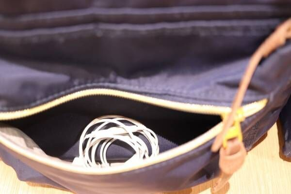 バッグの中身