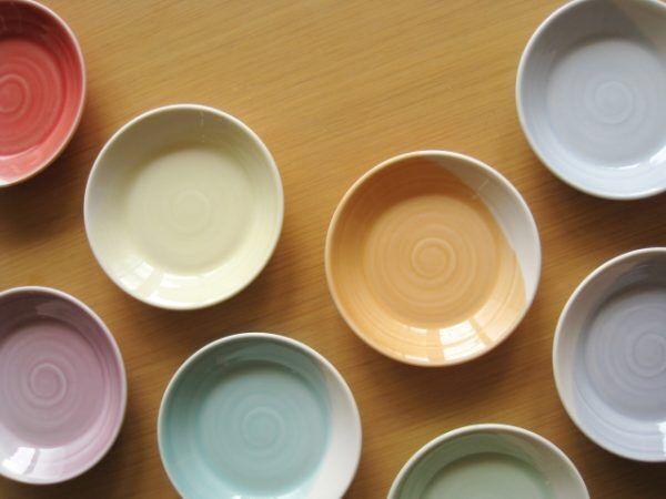 料理以外にも使えてかわいい♪集めたくなる「豆皿」の魅力2つ