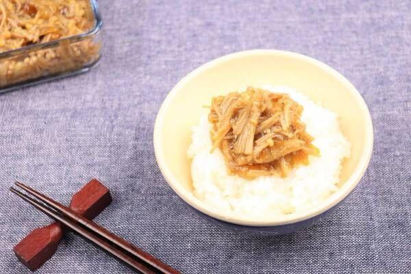 (ご飯にはコレ絶品!玉ねぎと作る【なめ茸煮】by:オカケンのおかずキッチン♪)
