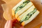 旬をおいしく大量消費!「たっぷりきゅうりのサンドイッチ」