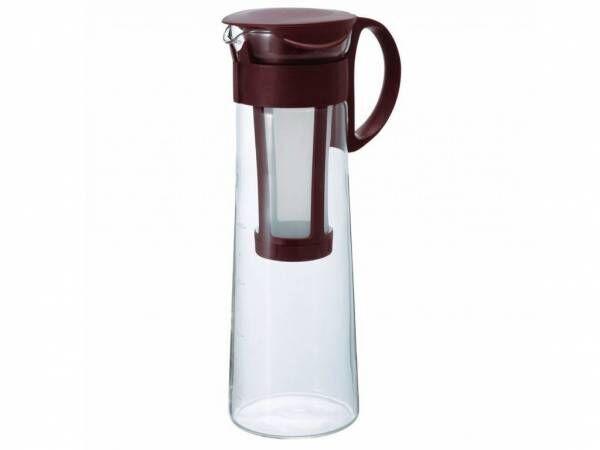 HARIO (ハリオ) 水出し コーヒーポット 1000ml コーヒードリップ 8杯用 ¥900(※記事公開時の価格です)