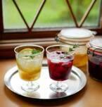 市販の冷凍フルーツで簡単!夏の朝に飲みたい「ビネガードリンク」2種