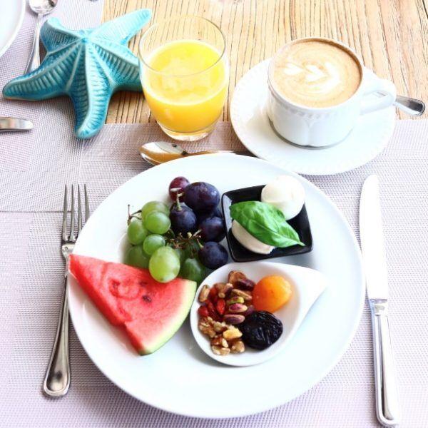 「旅の朝ブッフェ」