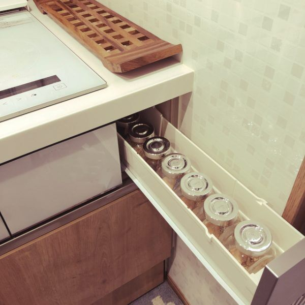 IKEAスパイスボトルを使う