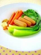 栄養たっぷり!アレンジ万能「チンゲン菜」朝食レシピ5選