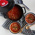 パカッと開けたらすぐ使える♪忙しい朝の「トマト缶」活用レシピ5選