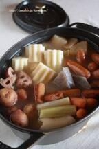 残った具材を簡単リメイク!2日目の「おでん」で作る炊き込みご飯