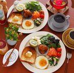 自然に囲まれていただく絶品モーニング♪「ベーカリー&レストラン 沢村 旧軽井沢」