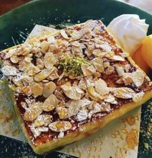 cafe recetteの「究極のフレンチトースト」