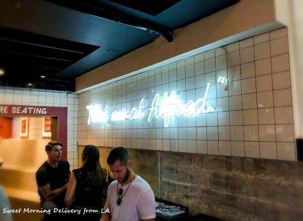 Hipstarカフェ in メルローズ