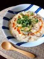 冷やご飯で時短!寒い朝に食べたい「おかゆ&雑炊」簡単レシピ5選