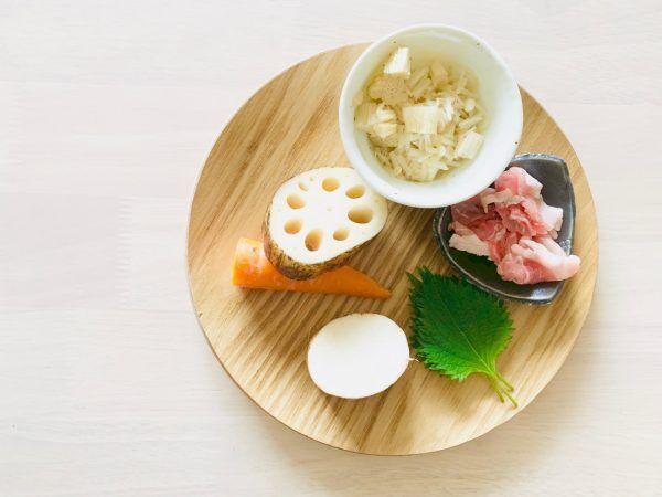 乾燥肌にきく白い食材