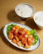 市販の唐揚げを簡単リメイク!ご飯がすすむ「レンジ酢鶏」
