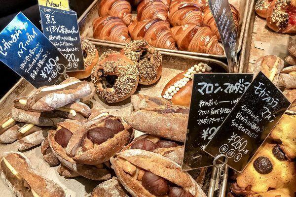 とにかく種類豊富!行く毎に好きになるパン屋さん