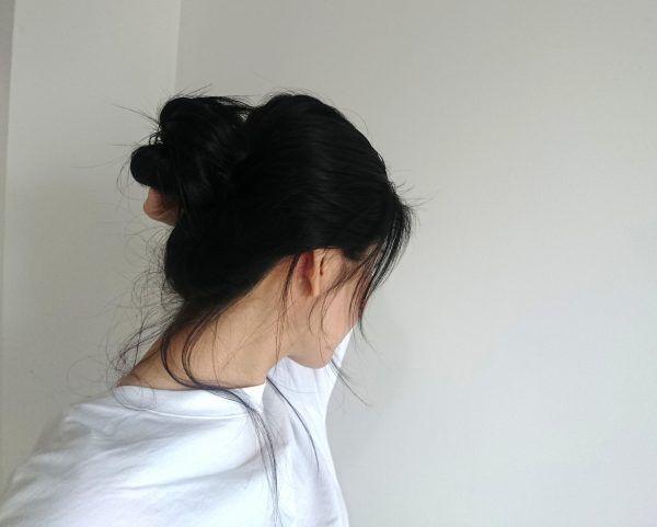 おうちヘアスタイル