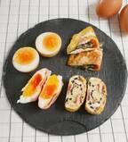 お弁当にも大活躍!簡単「たまご料理」アレンジレシピ4種