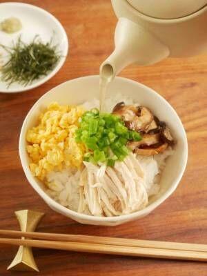 市販のサラダチキンで簡単!お手軽「鶏飯(けいはん)」レシピ♪