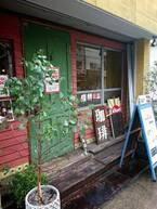 【大阪】レトロで新しい!「クリームソーダ」付きモーニング♪@cafe太陽ノ塔本店