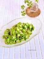 白いご飯に合う!簡単おいしい「味付けオクラ」の作り置き