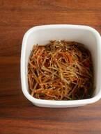 作り置きの定番!ご飯が進む「基本のきんぴらごぼう」と簡単アレンジレシピ♪